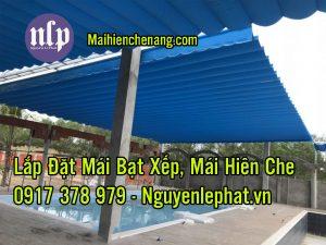 May Ép bạt xếp bạt kéo di động tại Đà Nẵng
